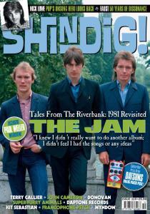 Shindig! - Issue 119 - September 2021