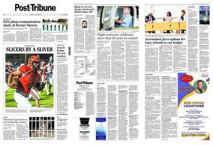 Post-Tribune – October 14, 2017