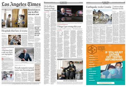 Los Angeles Times – December 30, 2020