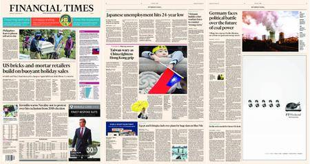 Financial Times Europe – 27 December 2017