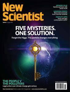New Scientist International Edition - August 18, 2018