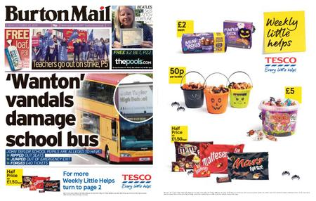 Burton Mail – October 25, 2019