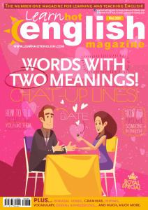 Learn Hot English - Issue 203 - April 2019
