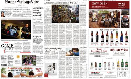 The Boston Globe – July 07, 2019
