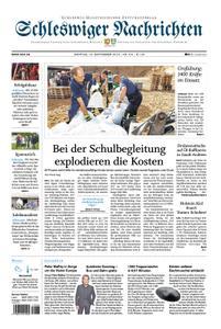 Schleswiger Nachrichten - 16. September 2019