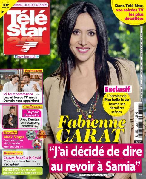 Télé Star - 26 Octobre 2020