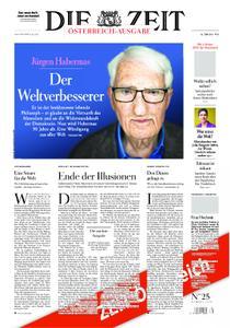 Die Zeit Österreich - 13. Juni 2019