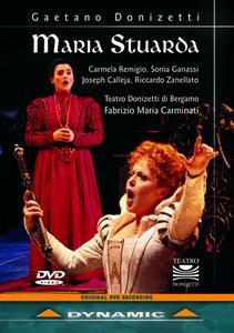 Fabrizio Maria Carminati, Fondazione Orchestra Stabile di Bergamo 'Gaetano Donizetti' - Donizetti: Maria Stuarda (2002)