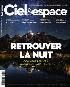 Ciel & Espace - septembre/octobre 2019
