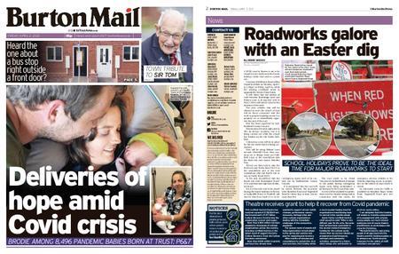 Burton Mail – April 02, 2021