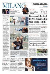 Corriere della Sera Milano - 9 Aprile 2018