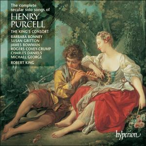 Robert King, The King's Consort - Purcell: The Complete Secular Solo Songs (2003)