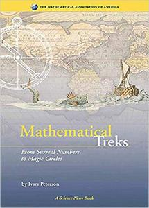 Mathematical Treks: From Surreal Numbers to Magic Circles