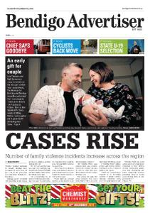 Bendigo Advertiser - December 5, 2019