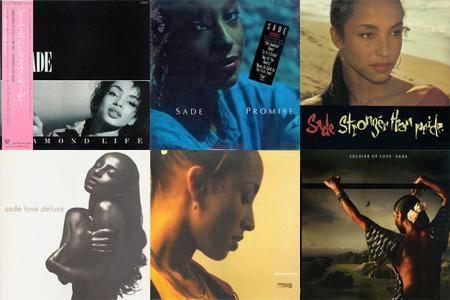Sade: Discography (1984 - 2010) [Vinyl Rip 16/44 & MP3-320] Re-up