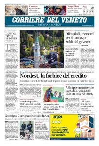 Corriere del Veneto Padova e Rovigo – 08 ottobre 2019