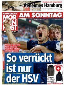 Hamburger Morgenpost - 27. August 2017