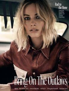 W Magazine - November 2017