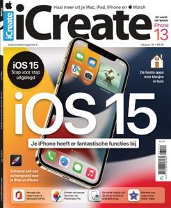 iCreate Netherlands – september 2021
