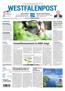 Westfalenpost Wetter - 30. April 2019