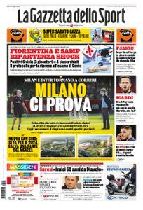 La Gazzetta dello Sport Roma – 08 maggio 2020
