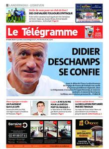 Le Télégramme Landerneau - Lesneven – 01 juin 2021