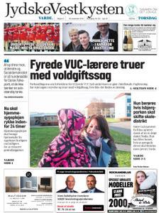 JydskeVestkysten Varde – 29. november 2018