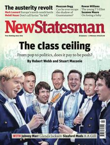 New Statesman - 30 January - 5 February 2015