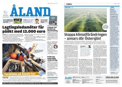 Ålandstidningen – 21 maj 2019