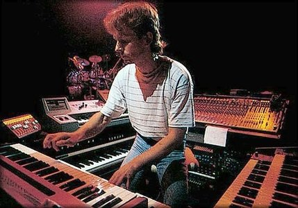 Tony Banks (ex-Genesis): Albums Collection (1979-1995)