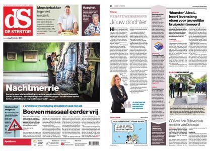 De Stentor - Apeldoorn – 18 oktober 2017