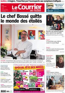Le Courrier de l'Ouest Angers – 21 mai 2019
