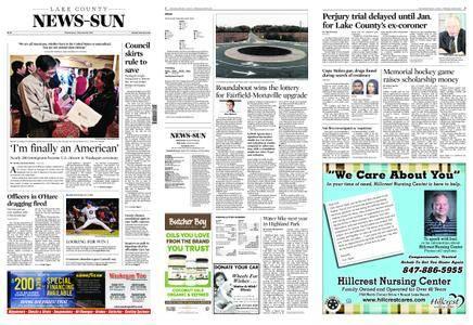 Lake County News-Sun – October 18, 2017