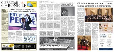 Gibraltar Chronicle – 10 April 2019