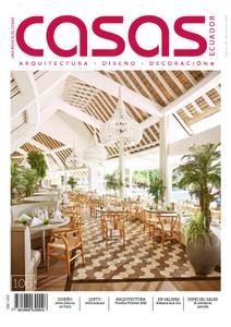Revista Casas Ecuador - Marzo 2020