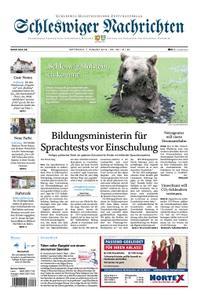 Schleswiger Nachrichten - 07. August 2019