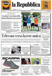 la Repubblica - 26 Agosto 2020