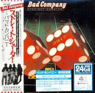 Bad Company - Straight Shooter (1975) [24-bit Remastering 2010, Japan] Repost