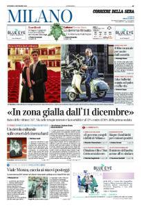 Corriere della Sera Milano – 04 dicembre 2020