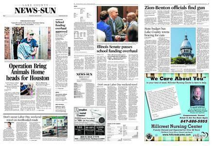 Lake County News-Sun – August 30, 2017