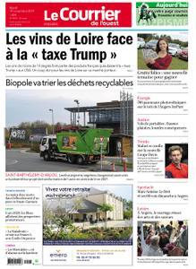 Le Courrier de l'Ouest Angers – 19 novembre 2019