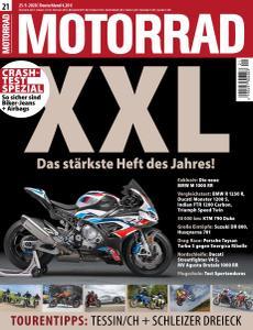 Motorrad - 25 September 2020