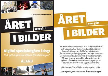 Ålandstidningen – 31 december 2019