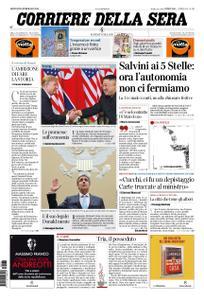 Corriere della Sera – 28 febbraio 2019