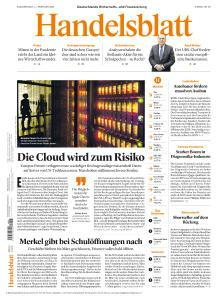 Handelsblatt - 11 Februar 2021