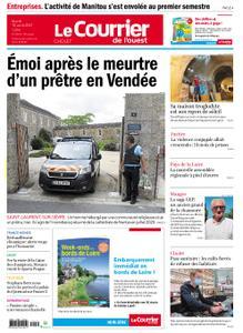 Le Courrier de l'Ouest Cholet – 10 août 2021