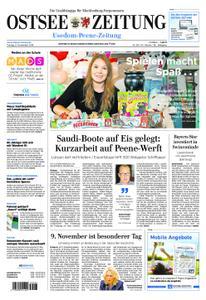 Ostsee Zeitung Wolgast - 09. November 2018