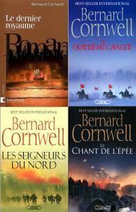 """Bernard Cornwell, """"Les Histoires Saxonnes"""", série complète"""