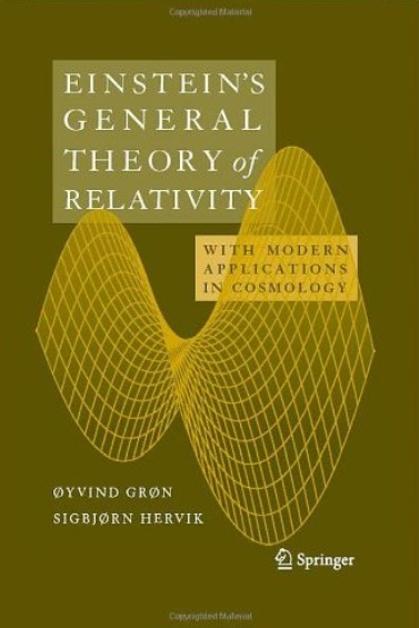 Einstein's General Theory of Relativity: With Modern Applications in Cosmology (Repost)