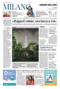 Corriere della Sera Milano - 22 Gennaio 2018